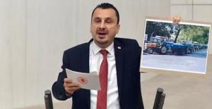 """CHP'li Başevirgen: """"Borçları Yapılandırılmayan Çiftçiye Haciz Ve İcra İşlemi Uygulamak Vicdansızlıktır"""""""