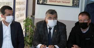 "CHP'li Sındır, ""Esnaf AKP İktidarının Biletini Kesmiş!"""