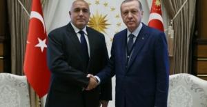 Cumhurbaşkanı Erdoğan, Bulgaristan'ın GERB Partisi Lideri Ve Müstafi Başbakan Borisov İle Telefonda Görüştü
