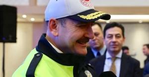"""İçişleri Bakanı Soylu'dan Türk Polis Teşkilatı Kuruluş Yıl Dönümü Mesajı: """"Yıldızımız Yine Işıl Işıl..."""""""
