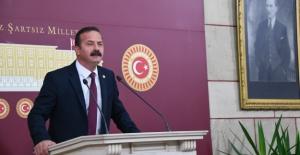 """İYİ Parti Sözcüsü Ağıralioğlu: """"HDP'nin Sadece PKK İle Değil Devlet Millet Düşmanlarıyla Da Mesafe Sorunu Vardır"""""""