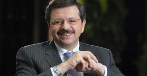 """Hisarcıklıoğlu: """"Ramazan Bayramı, Sağlık, Mutluluk Ve Huzur Getirsin"""""""