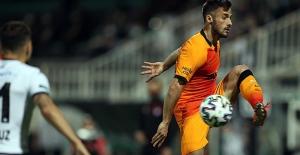 Galatasaray Denizli'den Avantajlı Dönüyor