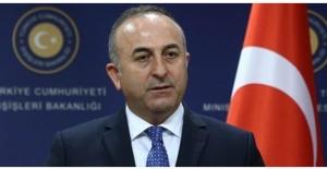 Çavuşoğlu'ndan Mescid-i Aksa'ya Yapılan Saldırıya Kınama