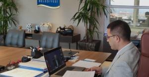 Başkan Ömer Günel CHP Lideri Kılıçdaroğlu'na Belediye Çalışmaları Hakkında Bilgi Verdi