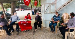 """CHP'li Şevkin: """"Helallik İstediler Vatandaşı Yine Derdiyle Baş Başa Bıraktılar"""""""