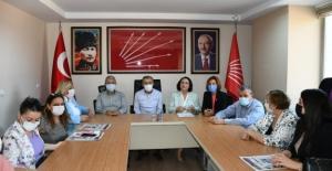 """CHP'li Şevkin: """"İstanbul Sözleşmesi'ni Asla Vazgeçmeyeceğiz Ve Uygulatacağız"""""""