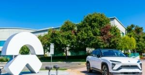 Çin'in Yeni Elektrikli Otomobili Nio, Gelecek Yıl Almanya'da Satışa Sunulacak
