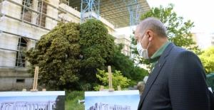 Cumhurbaşkanı Erdoğan, İstanbul'da Çeşitli İncelemelerde Bulundu