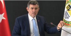 """Feyzioğlu: """"Uluslararası Hukuk Çerçevesinde İsrail'e Yaptırım Uygulanmalıdır"""""""