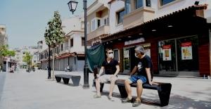 Kuşadası'nın Turistik Çarşılarına Estetik Dokunuşlar