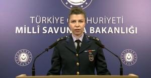 MSB: 1 Ocak'tan İtibaren Yurt İçi Ve Sınır Ötesinde Toplam 181 Operasyonda 1162 Terörist Etkisiz Hale Getirildi