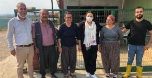 Sarıçam'da Köyleri Gezen Şevkin: Çiftçinin Parasını Verin!