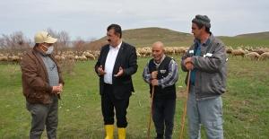 """TÜDKİYEB Genel Başkanı Çelik; """"İnsanların Sağlıklı Ve Mutlu Yaşaması Tarımın Ve Çiftçilerin Desteklenmesine Bağlıdır"""""""