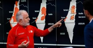 Türk Kızılay Genel Başkanı Kınık'tan Filistin İçin Dünyaya  İnsanlık Ve Dayanışma Çağrısı