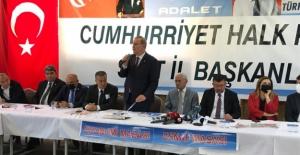 """CHP Sözcüsü Öztrak: """"Memleketi Yiyip Bitirdiler, Şimdi Birbirlerini Yiyorlar"""""""