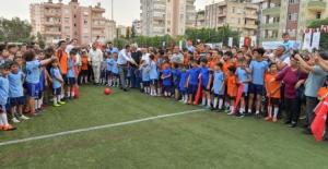 Çukurova'da Yaz Futbol Okulu 1 Temmuz'da Açılıyor