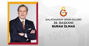 """Başkan Elmas: """"Galatasaray'ın Teknik Direktörü Galatasaraylı Fatih Terim'dir"""""""