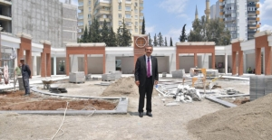 """Başkan Çetin: """"Adana Lezzetleri Çarşısı Bitme Aşamasına Geldi"""""""