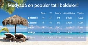 Türkiye'nin En Popüler Tatil Beldeleri Belli Oldu: Türkler Bodrum'u Yabancılar İse Fethiye'yi Tercih Ediyor!