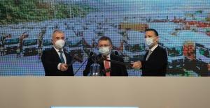 Borsa İstanbul'da Gong Boğaziçi Beton İçin Çaldı