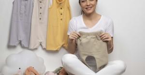Burcu Kara, Bebek Giyiminde Ezberleri Bozdu
