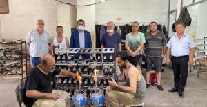 """CHP'li Bulut: """"Ayakkabı Üreticileri Zor Durumda"""""""