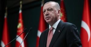 Cumhurbaşkanı Erdoğan'dan Şehit Piyade Jandarma Uzman Çavuş Şeker'in Ailesine Başsağlığı Mesajı