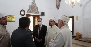 Diyanet İşleri Başkanı Erbaş, Bulgaristan Başmüftülüğü'nü Ziyaret Etti