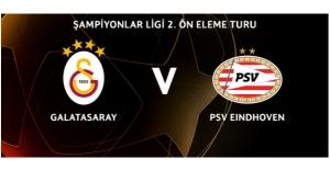Galatasaray'ın Şampiyonlar Ligi 2. Ön Eleme Turundaki Rakibi PSV Eindhoven
