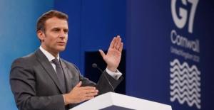 Macron: G7 Çin'e Düşmanca Davranan Bir Kulüp Değil