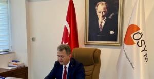 ÖSYM Başkanı Aygün, 2021-YKS Başvuru Verilerini Açıkladı
