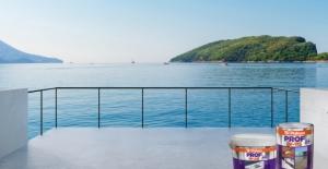 Yazlık Bölgelerde Boya Satışları Arttı; En Çok Satış İzmir, Antalya, Ayvalık, Trabzon Ve Bursa'da Oldu