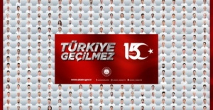 Adalet Bakanı Gül'den '15 Temmuz' Mesajı
