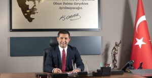 Başkan Ömer Günel'den Belediye Meclis Üyesi Emre Fazlılar'a Destek