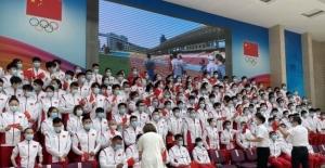 Çin, Tokyo Olimpiyat Oyunları'na 431 Kişilik Sporcu Ordusuyla Katılıyor