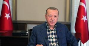 Cumhurbaşkanı Erdoğan: Ayasofya'nın Dirilişi Bir Kez Daha Hayırlı Olsun