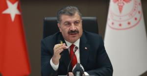 """Sağlık Bakanı Koca: """"Ya Tedbir Ve Aşı, Ya Kısır Döngü!"""""""
