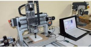 Tokat Mtal Ar-Ge Merkezi, Sanayide Kullanılmak Üzere CNC Router Makinesi Üretti