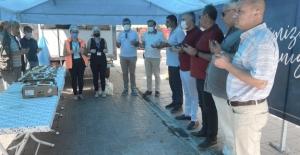 Kuşadası Belediyesi Görev Şehitlerini Unutmadı