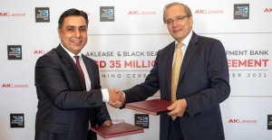 Aklease,  Karadeniz Ticaret Ve Kalkınma Bankası İle  Yeni Bir Kredi Anlaşması İmzaladı