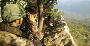 Barış Pınarı Bölgesinde 6 Terörist Etkisiz Hale Getirildi