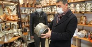 Başkan Ramazan Şimşek'ten Sanata Ve Sanatçıya Destek…