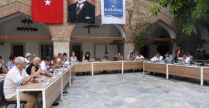 """Başkan Günel: """"Kuşadası Kültür Ve Turizm Kentidir"""""""