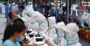 Çin'de Nüfusun Yüzde 78'i İki Doz Kovid-19 Aşısı Oldu
