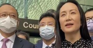Çin'den Meng Wanzhou'nun Dönüşüyle İlgili Açıklama