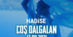 """Hadise'li PUBG MOBILE Orijinal Şarkısı """"Coş Dalgalan"""" Klibi Bu Akşam Geliyor!"""