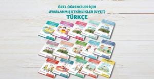 Özel Öğrenciler İçin Türkçe Dersi Uyarlanmış Etkinlikler Seti