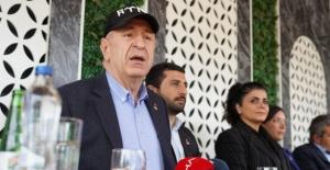 """Zafer Partisi Lideri Özdağ; """"Türk Milleti'nin Bütünlüğünü Tartışmaya Açtırmayız"""""""