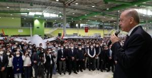 Cumhurbaşkanı Erdoğan'dan Bayraktar Ailesine Taziye Ziyareti